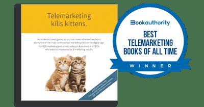 Telemarketing kills kittens